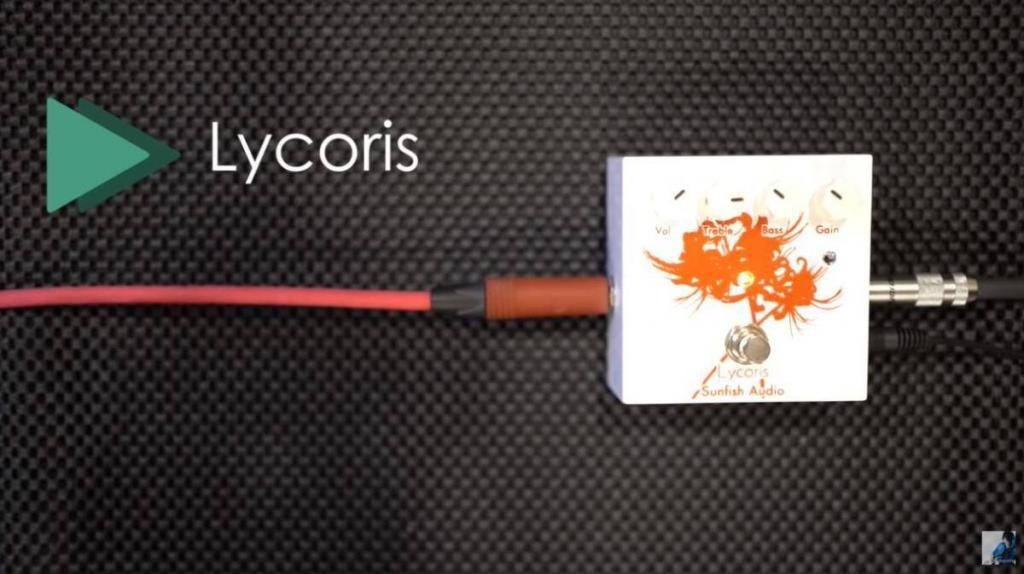 Sunfish Audio Lycoris