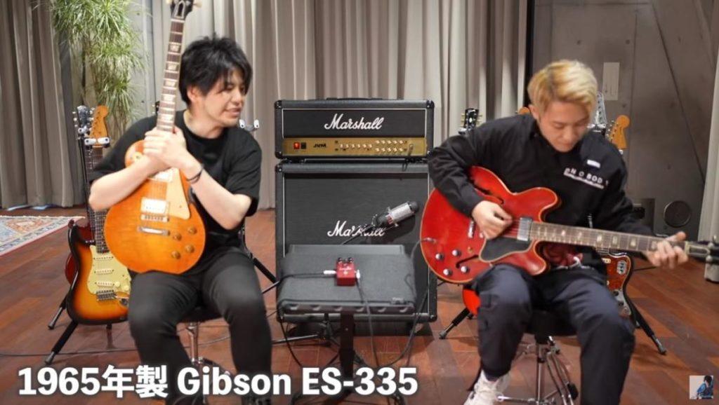 1965年製 Gibson ES-335