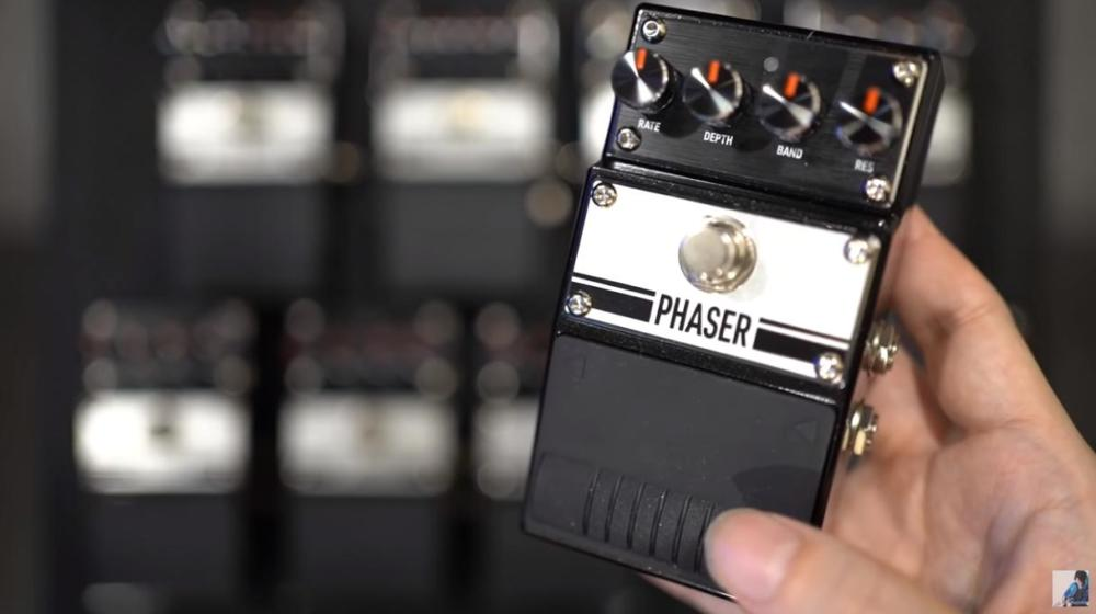 BAC AUDIO Stomp ACE Phaser