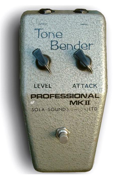 Tone Bender MKⅡ