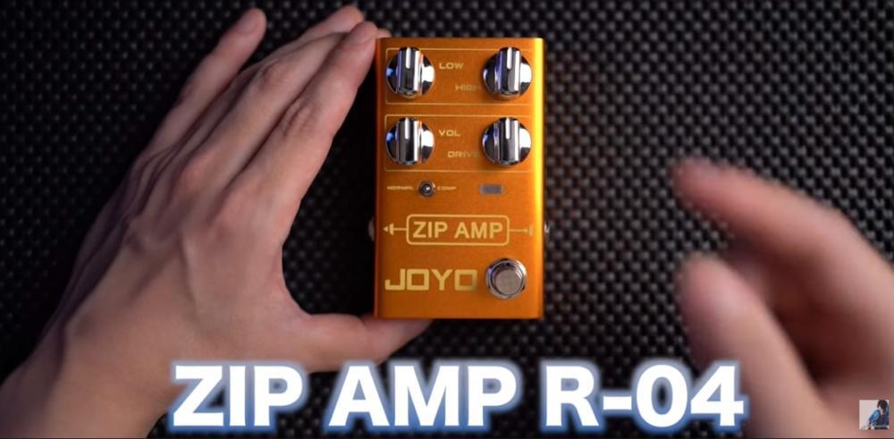 JOYO ZIP AMP R-04