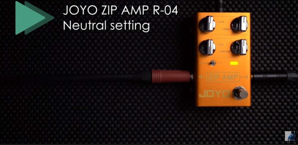JOYO ZIP AMP R-04c