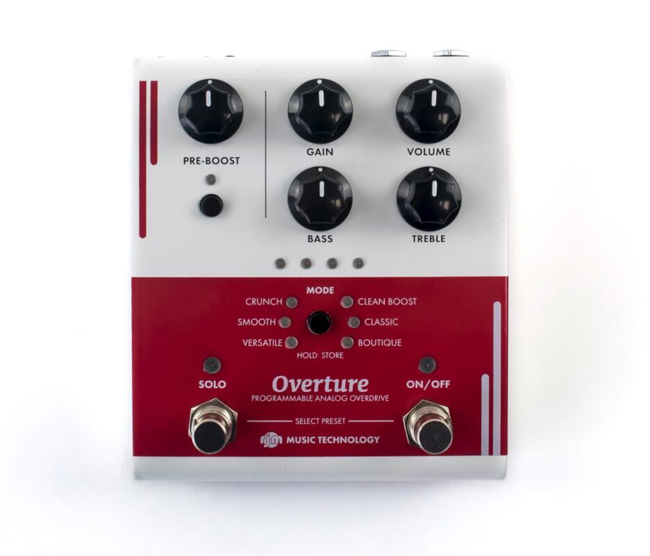 Overture-control