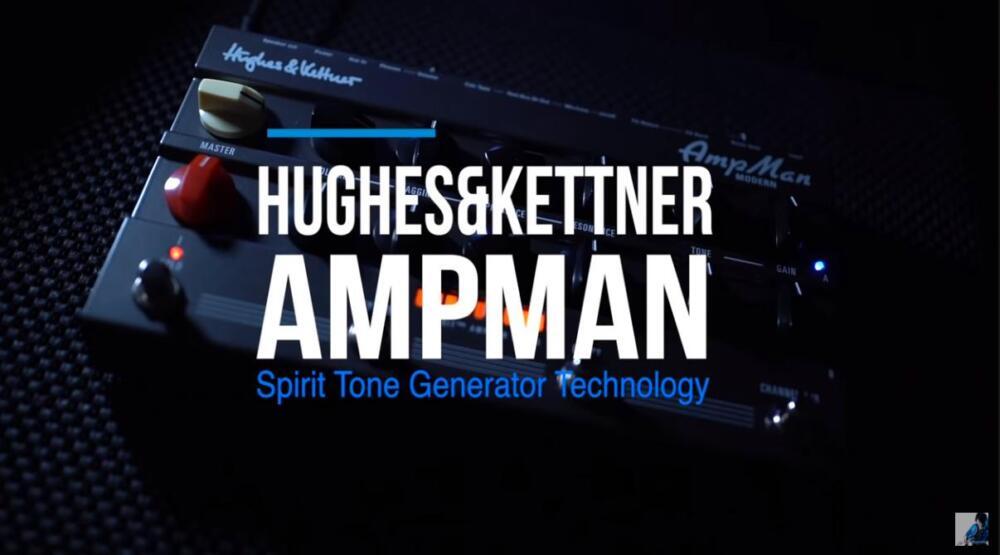 Hughes and Kettner AmpMan
