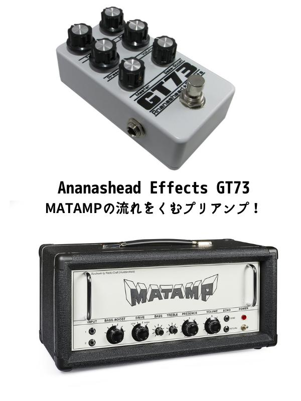 Ananashead Effects GT73