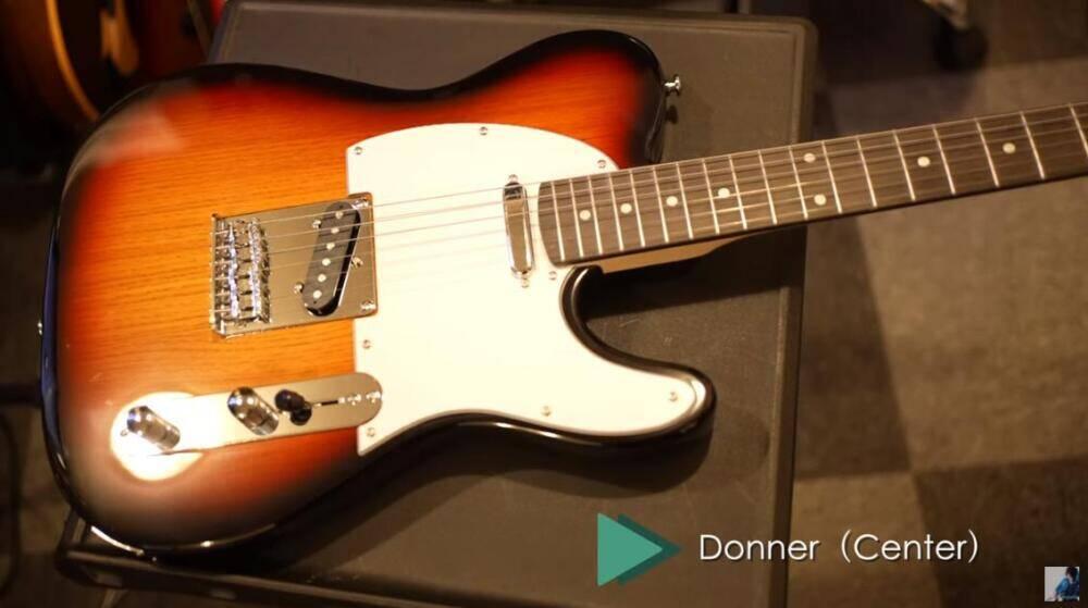 donner-guitar