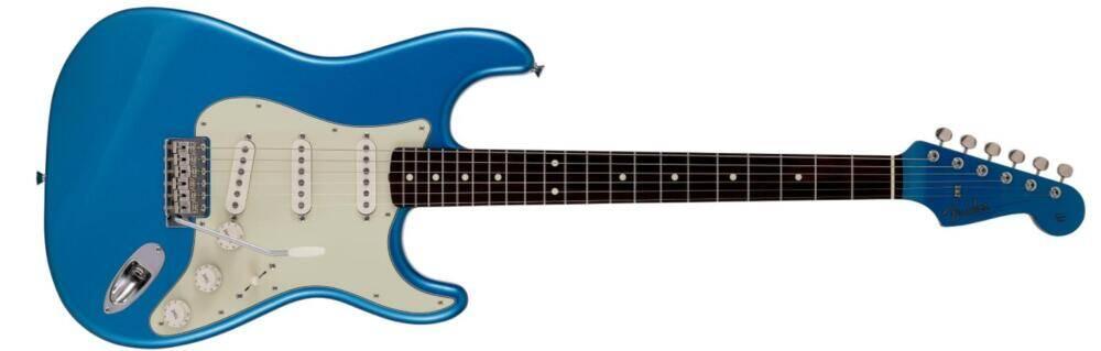 60s Stratocaster Roasted Neck