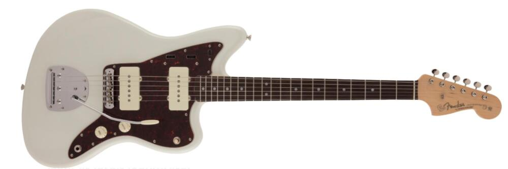 MADE IN JAPAN TRADITIONAL 60S JAZZMASTER OW