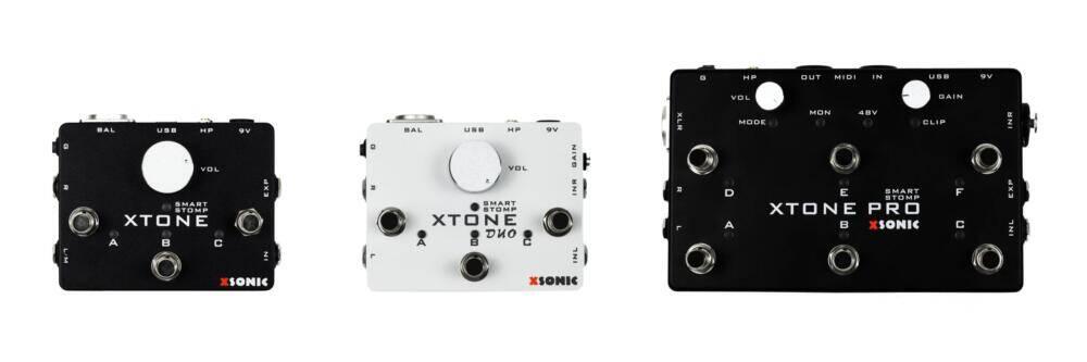 XTONE3機種
