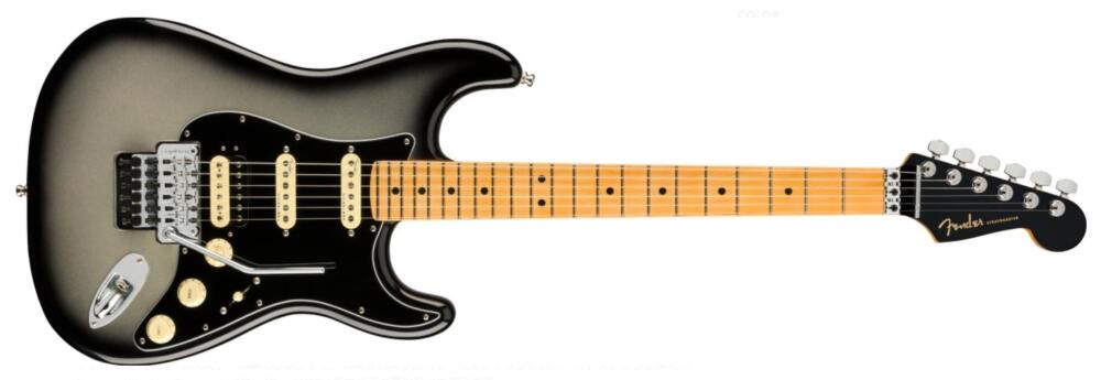 AMERICAN ULTRA LUXE STRATOCASTER FLOYD ROSE HSS