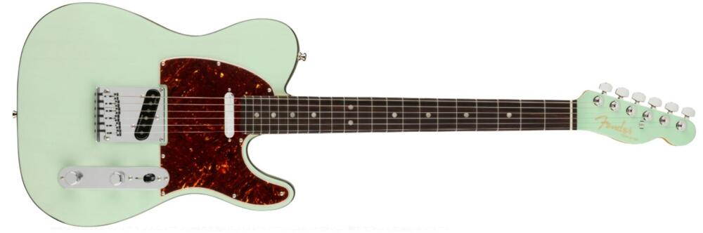 AMERICAN ULTRA LUXE TELECASTER