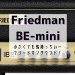 Friedman BE-mini
