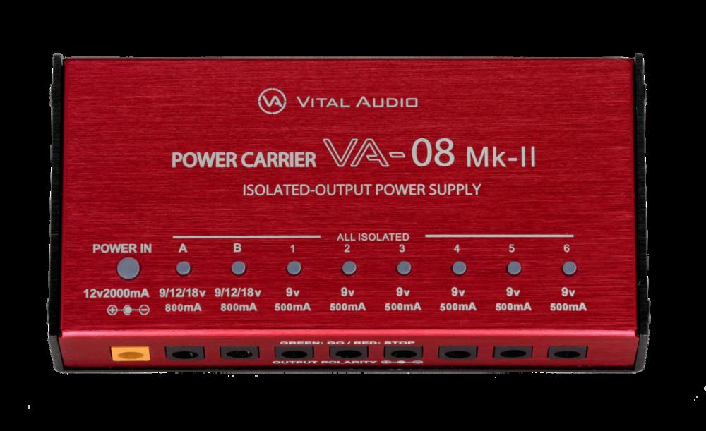 POWER CARRIER VA-08 Mk-Ⅱ