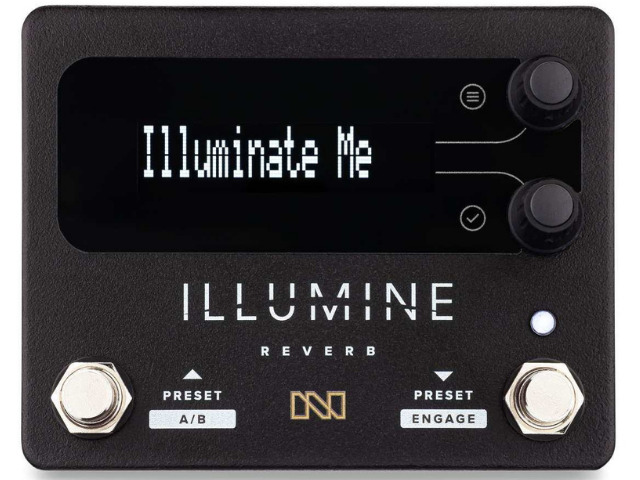 Neunaber Audio ILLUMINE Reverb